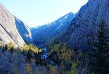 游侠看世界:新疆---可可托海额尔齐斯大峡谷